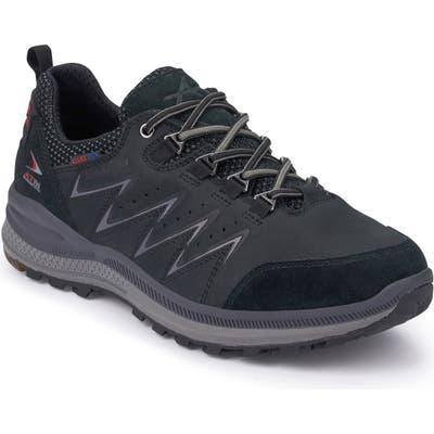 Mephisto Allrounder Rake Off Tex Water Repellent Sneaker, Black