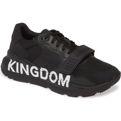 Burberry Ramsey Sneaker, Black