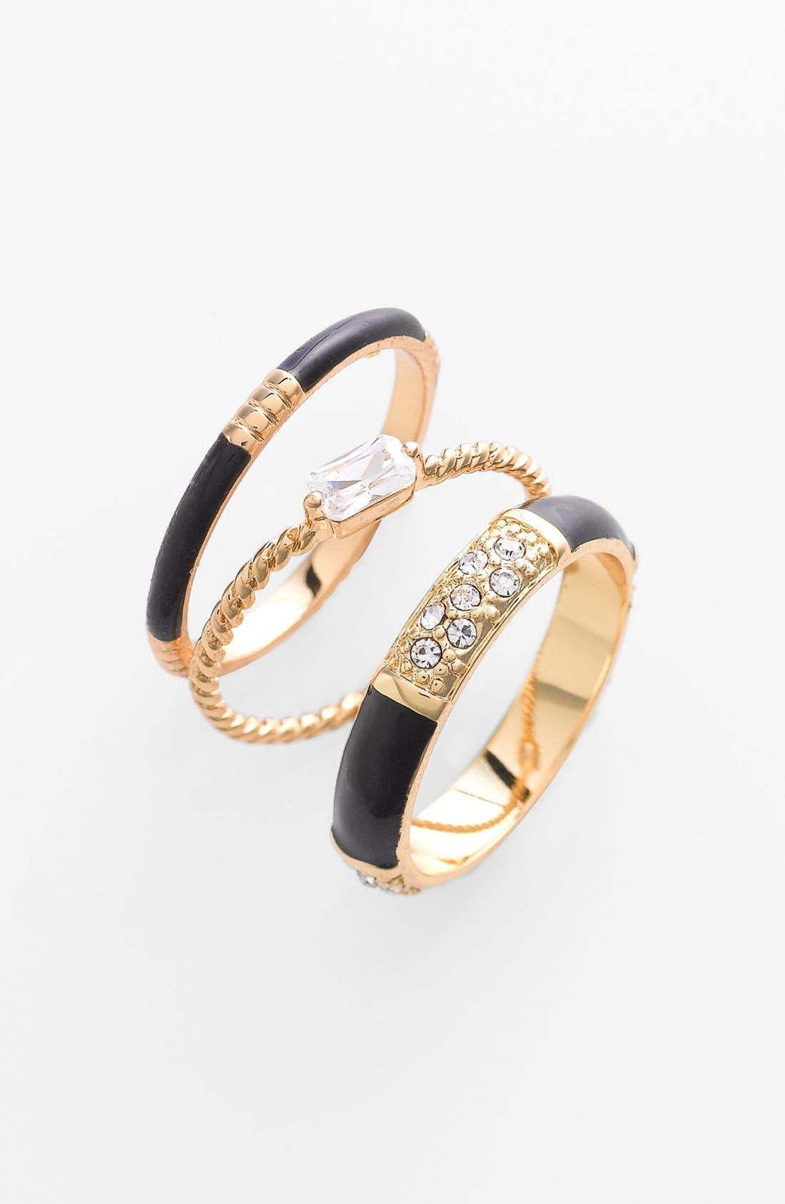 ,                             Stackable Rings,                             Main thumbnail 1, color,                             001