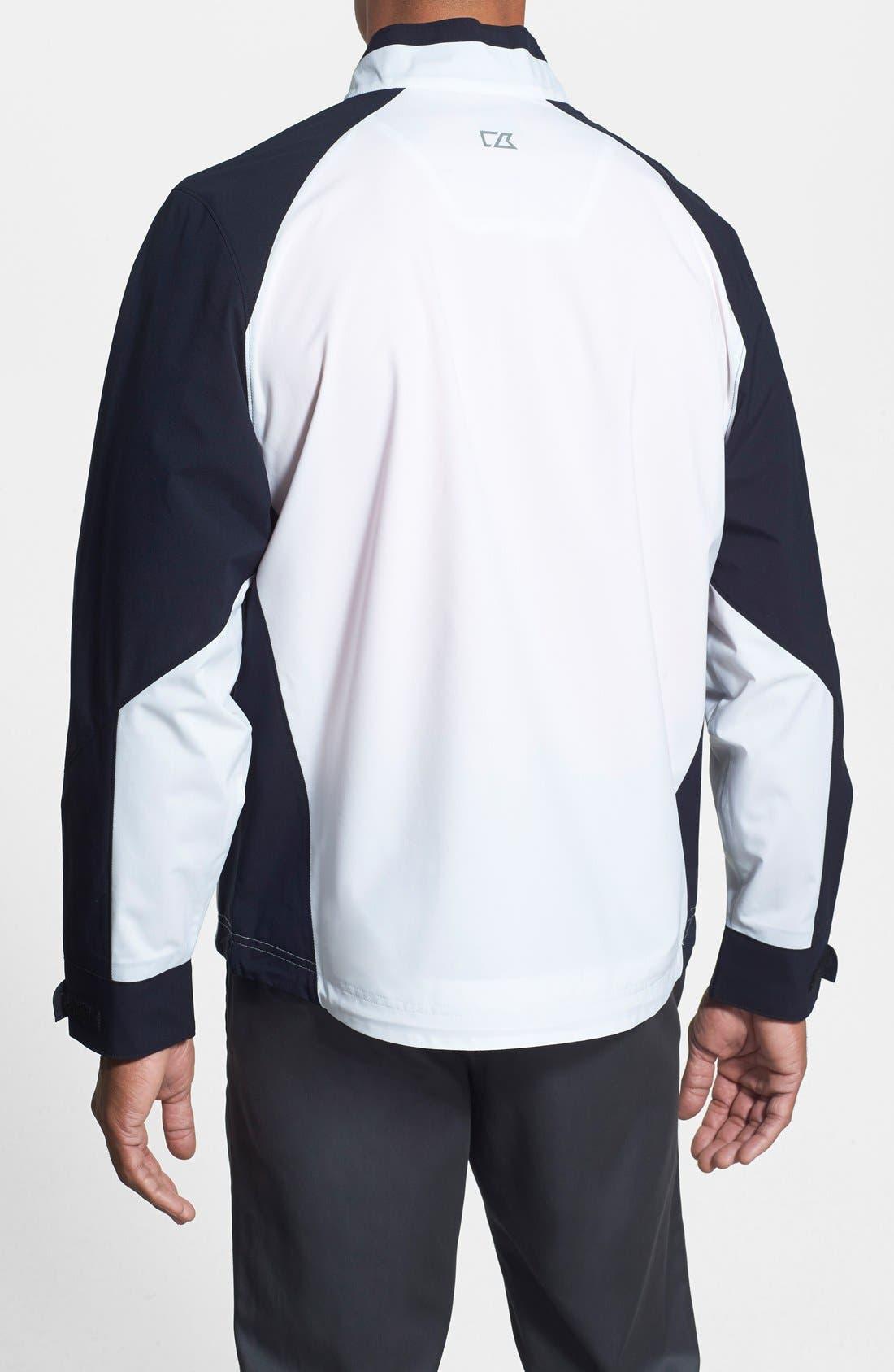 ,                             'Summit' WeatherTec Wind & Water Resistant Half Zip Jacket,                             Alternate thumbnail 36, color,                             100