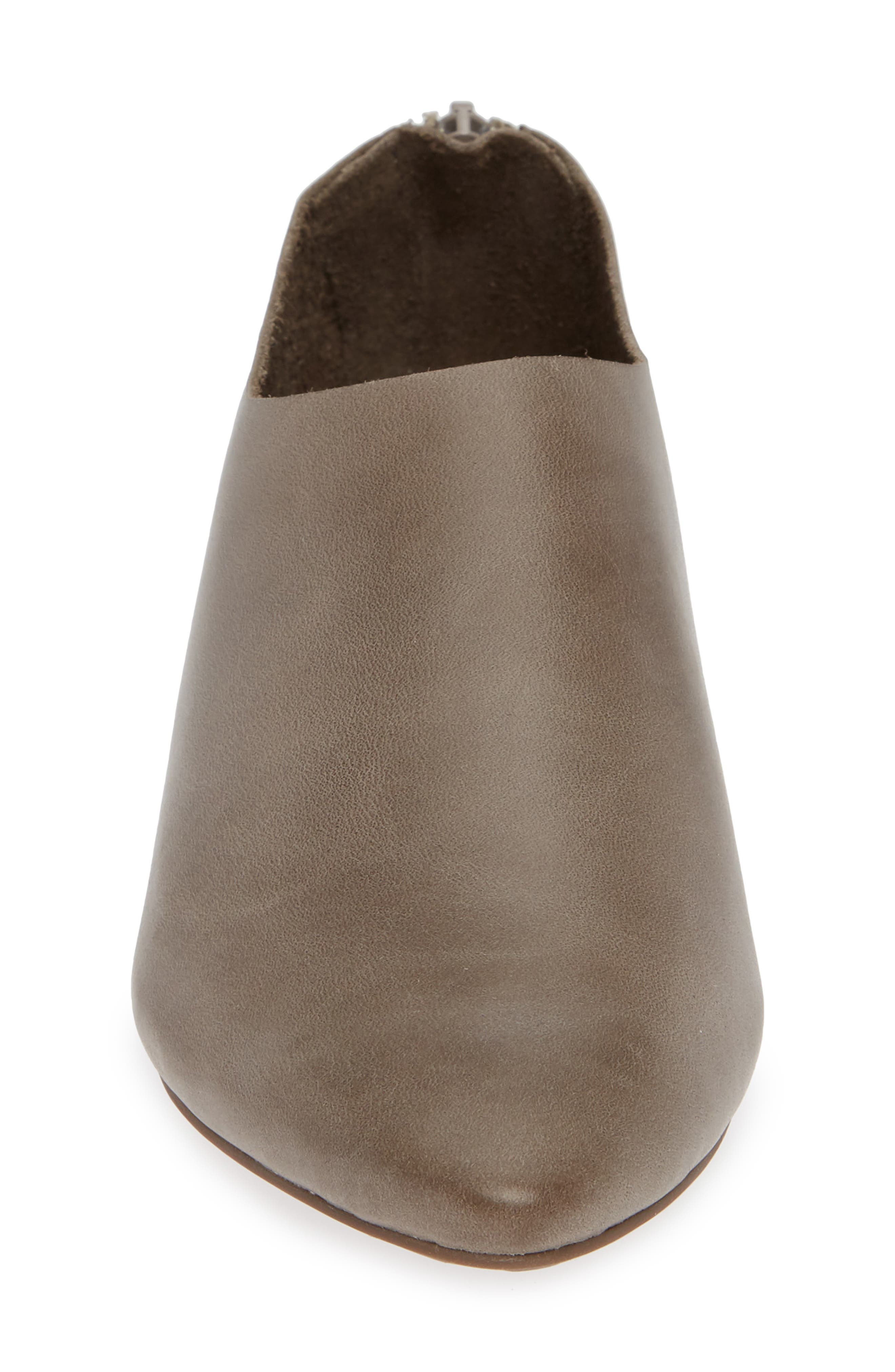 ,                             Emily Loafer,                             Alternate thumbnail 4, color,                             GRAY LEATHER
