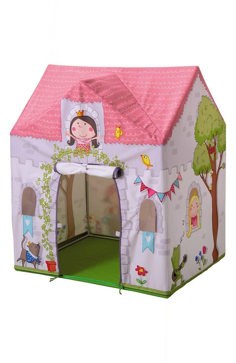 HABA 'Princess Rosalina' Play Tent, Main, color, Pink