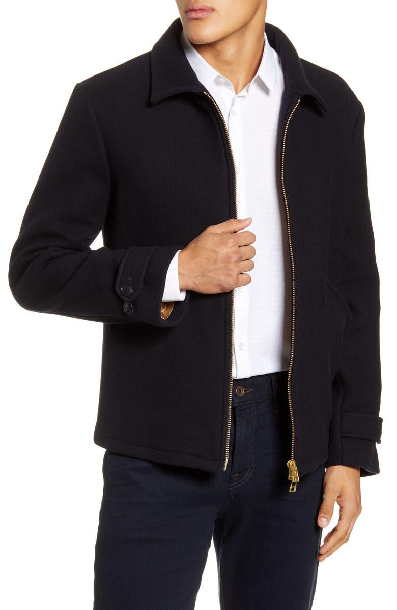NN07 Jeremy 8171 Wool Blend Jacket, Main, color, 400