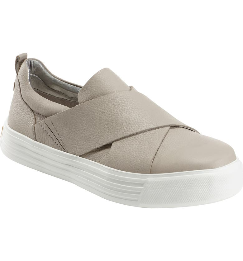 EARTH<SUP>®</SUP> Clary Sneaker, Main, color, GREY LEATHER