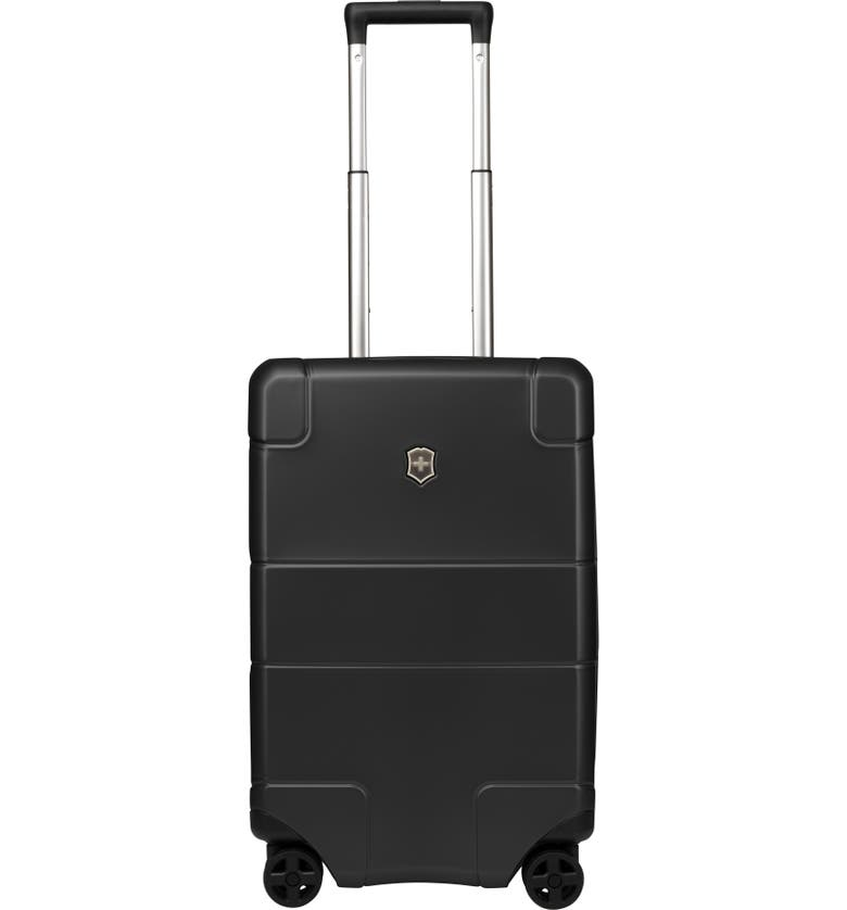 VICTORINOX SWISS ARMY<SUP>®</SUP> Lexicon Frequent Flyer 22-Inch Wheeled Carry-On, Main, color, 001