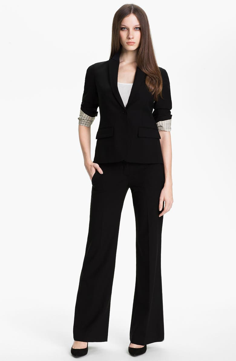 THEORY 'Emery - Tailor' Trousers, Main, color, 001