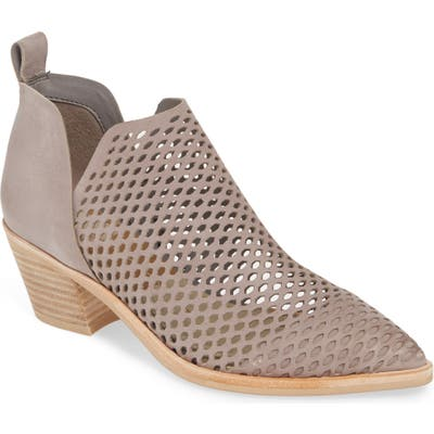 Dolce Vita Sher Perforated Bootie, Grey
