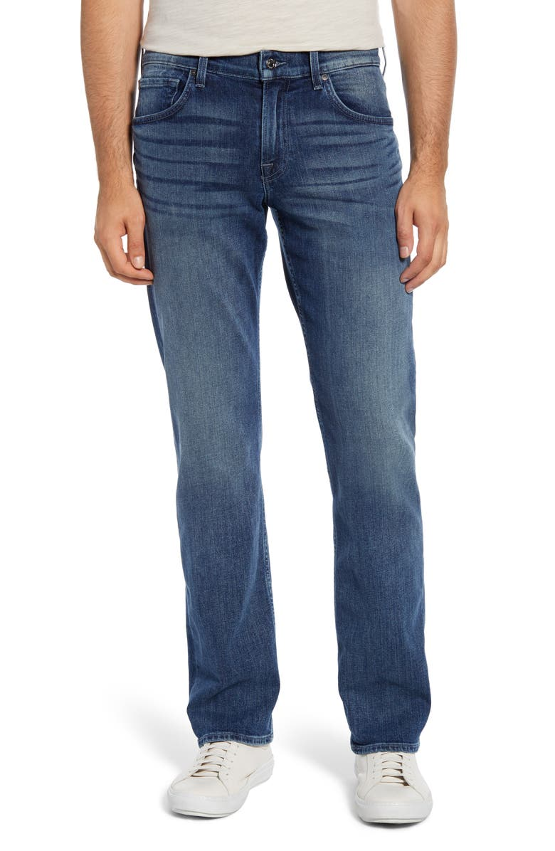 7 FOR ALL MANKIND<SUP>®</SUP> Austyn Relaxed Fit Jeans, Main, color, REDONDO