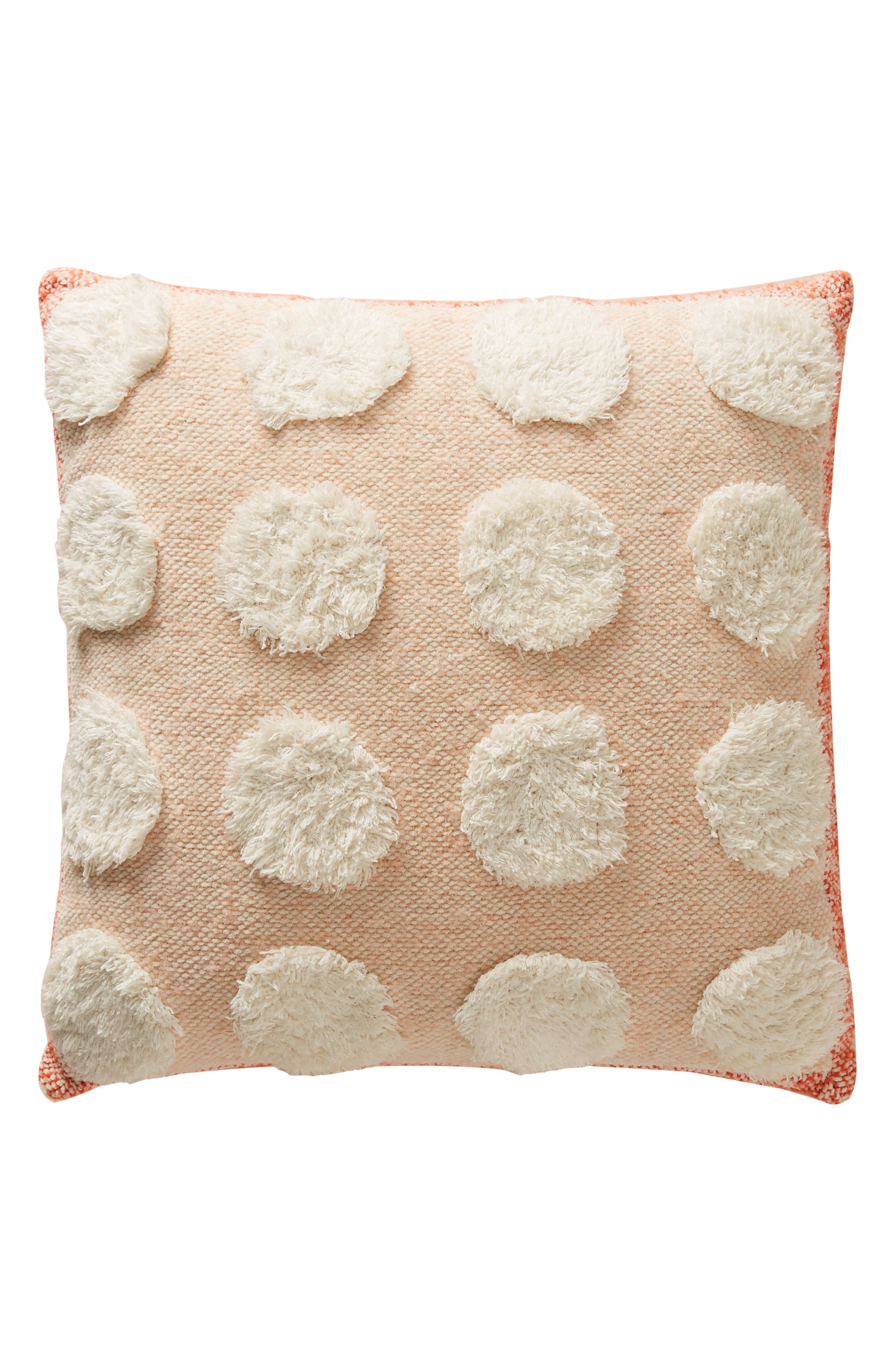 ,                             Suvarna Accent Pillow,                             Alternate thumbnail 5, color,                             APRICOT