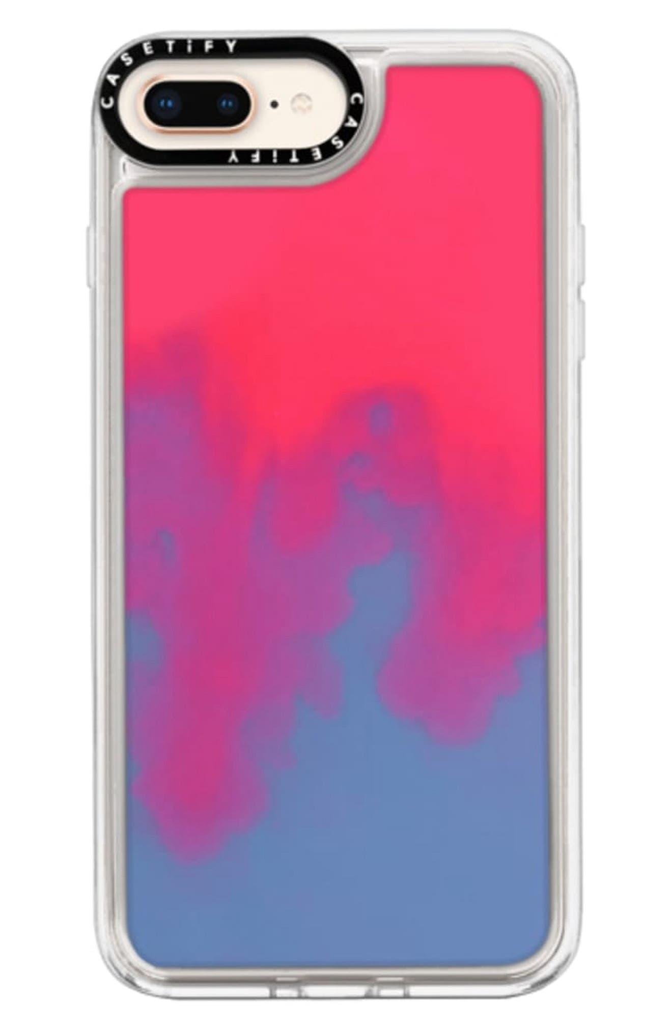 Neon Sand Iphone7/8 & 7/8 Plus Case