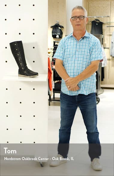 Avior Knee High Boot, sales video thumbnail