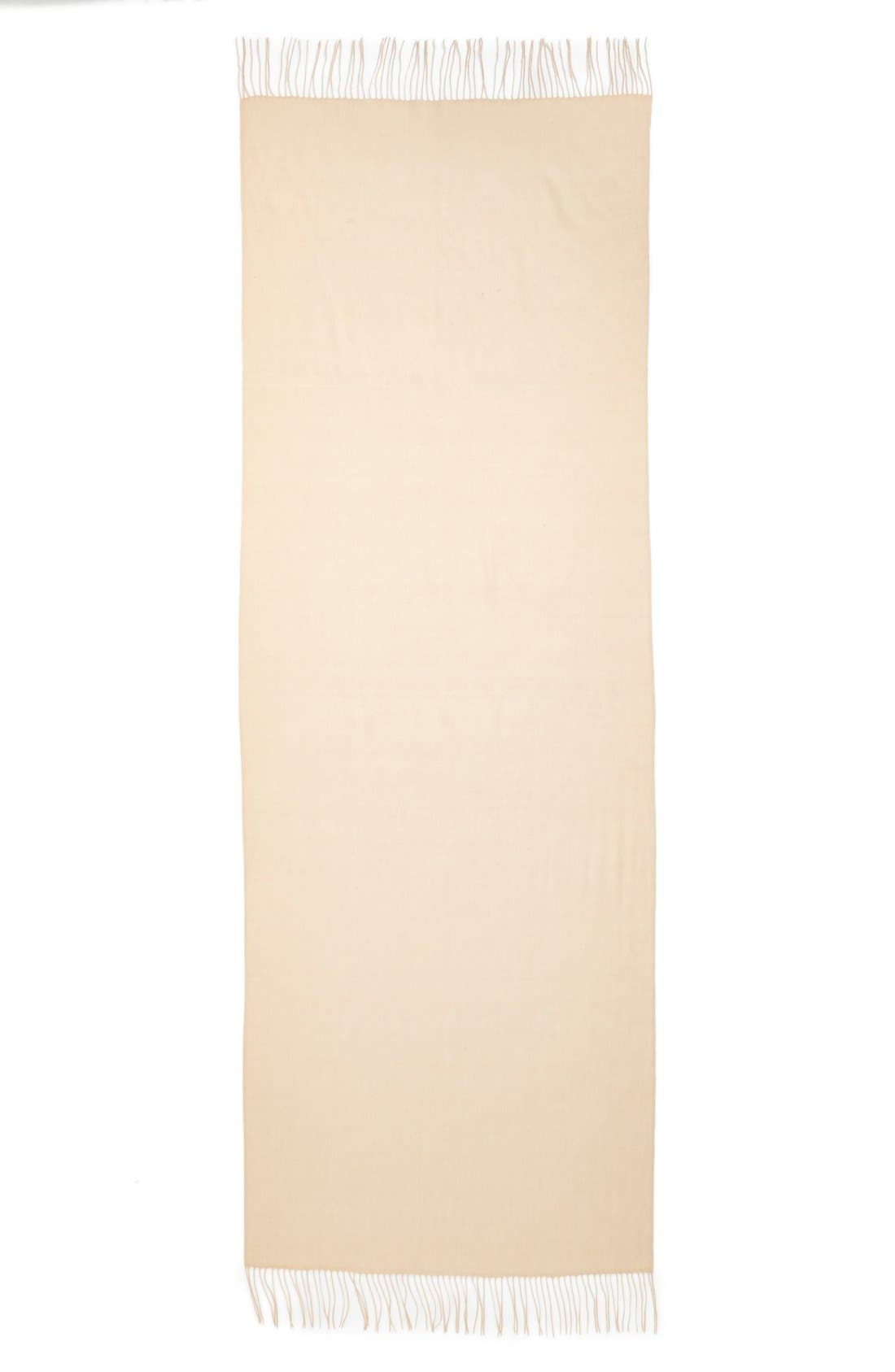 ,                             Tissue Weight Wool & Cashmere Wrap,                             Alternate thumbnail 208, color,                             805