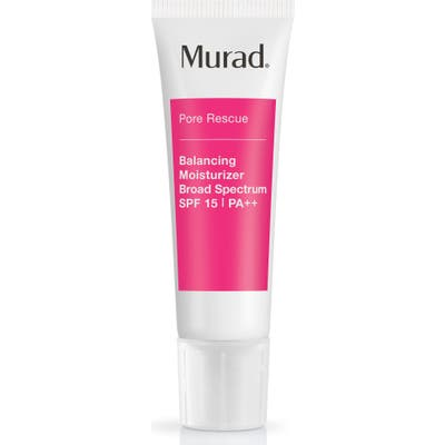 Murad Balancing Moisturizer Broad Spectrum Spf 15 Pa++
