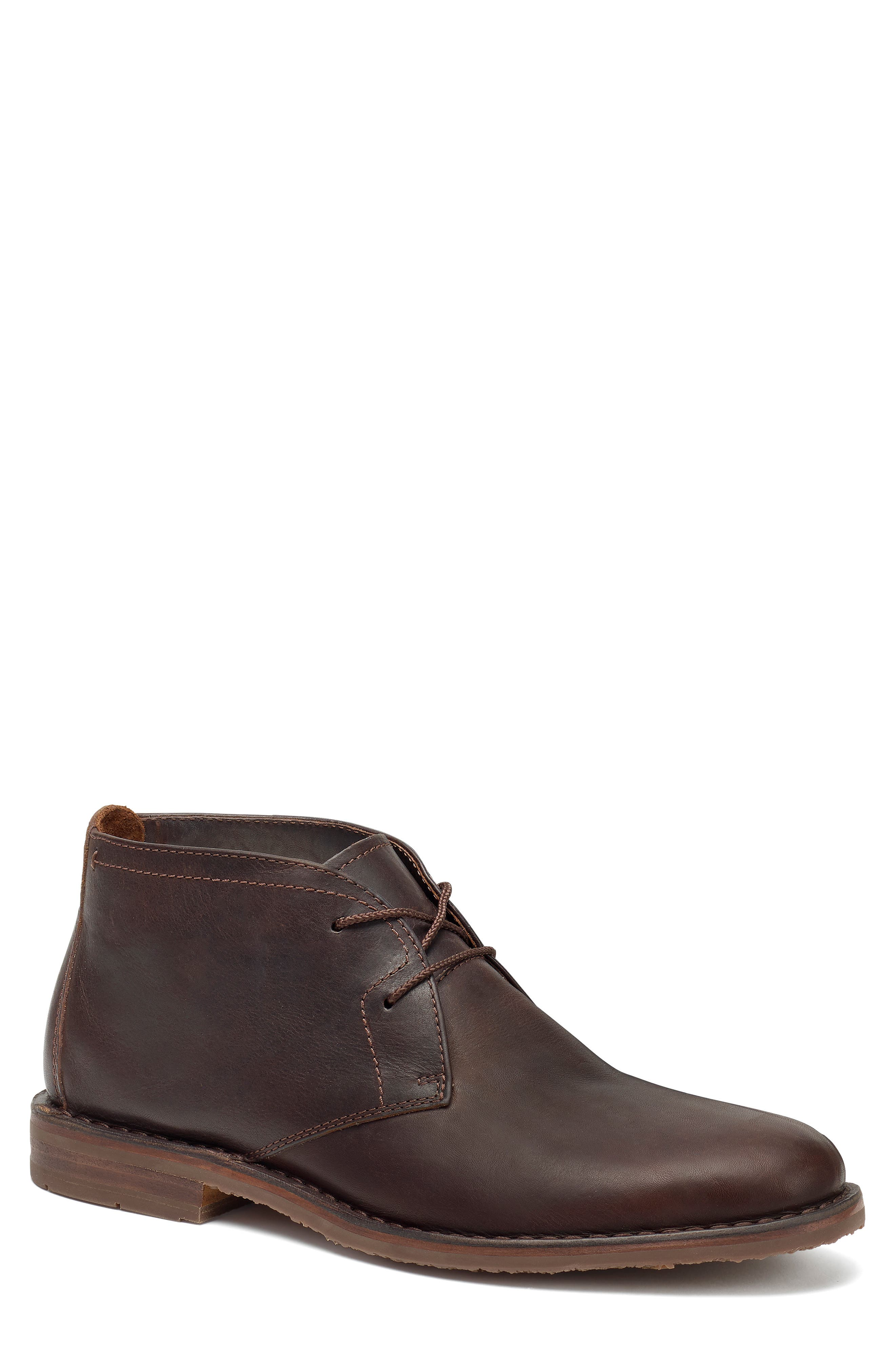 Rich materials and quality construction define a classic boot formed from supple suede or rich Norwegian Elk leather. Style Name: Trask \\\'Brady\\\' Chukka Boot (Men). Style Number: 1042544. Available in stores.