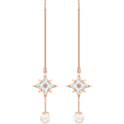 Swarovski Symbolic Convertible Threader Earrings