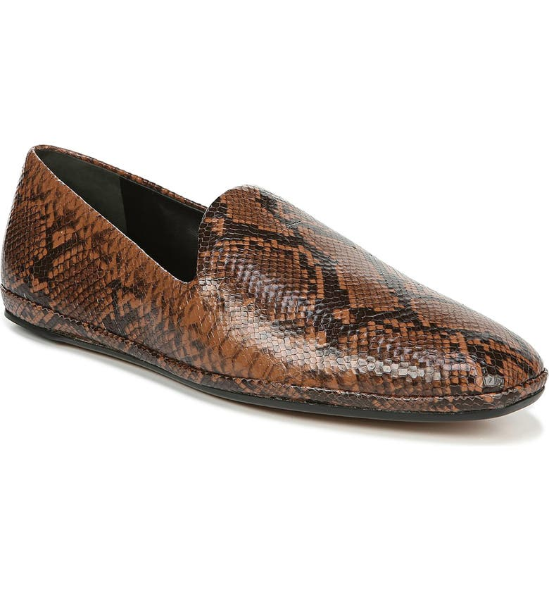 VINCE Paz Venetian Loafer, Main, color, CUOIO