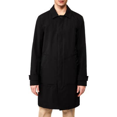 Mackage Mackintosh Rain Jacket, Black