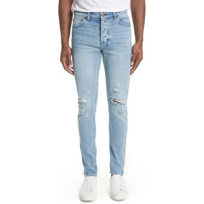 Ksubi Chitch Philly Skinny Fit Jeans, Blue