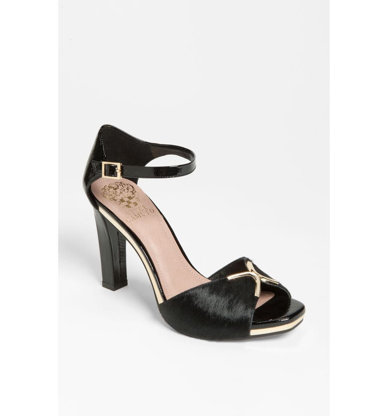 VINCE CAMUTO 'Thane' Sandal, Main, color, 001