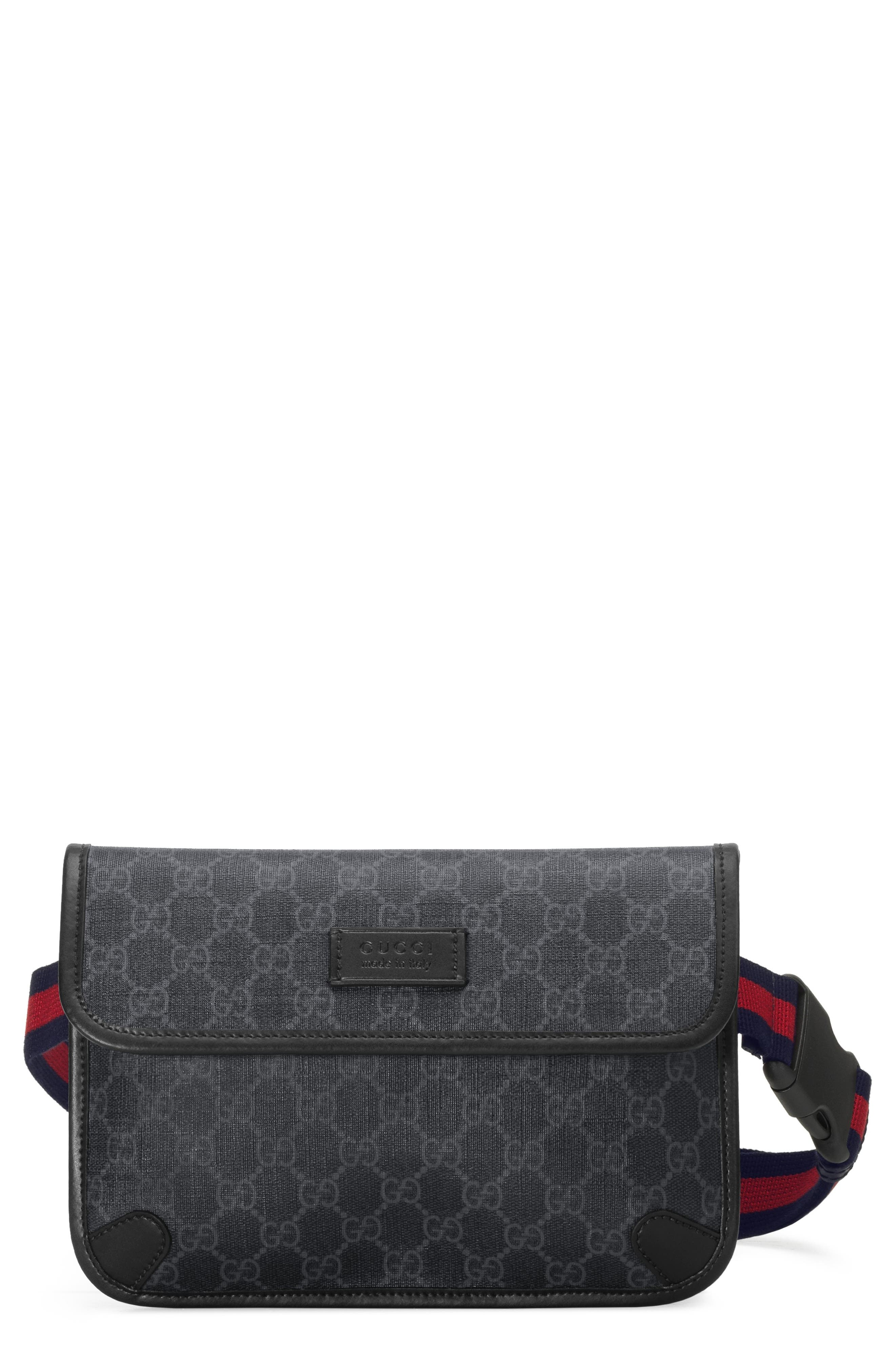 Gucci Belt GG Supreme Belt Bag