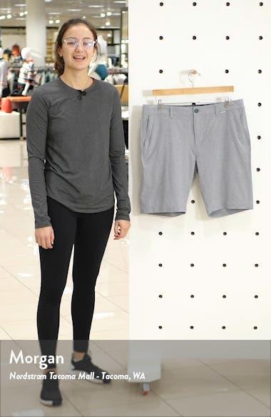 Textured Boardwalker Shorts, sales video thumbnail