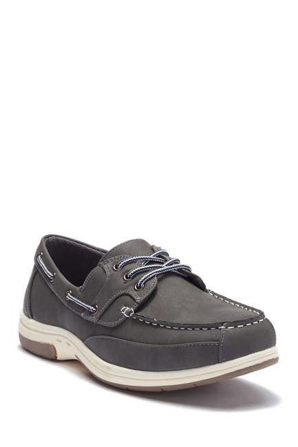Image of Deer Stags Mitch Slip-On Boat Shoe - Wide Width Available