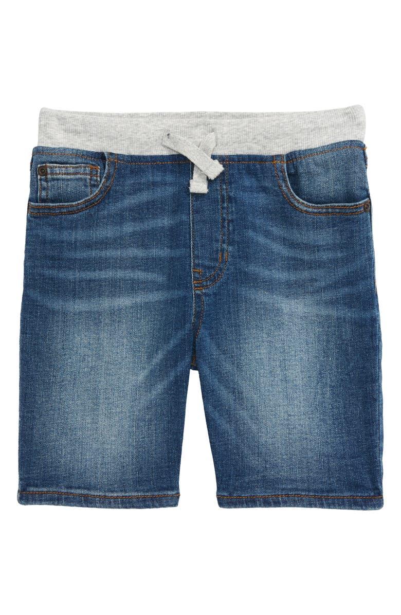 TUCKER + TATE Essential Denim Shorts, Main, color, CANYON WASH