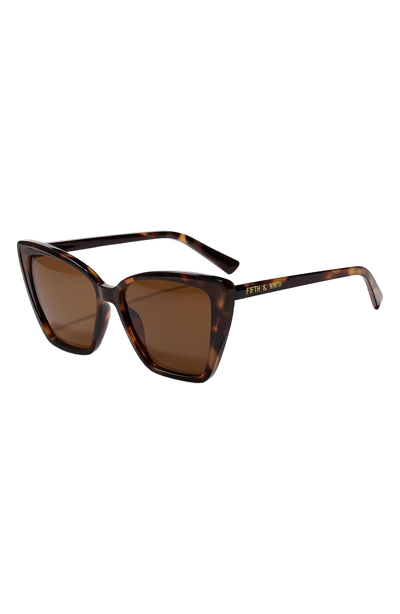 Moscow 53mm Cat Eye Sunglasses