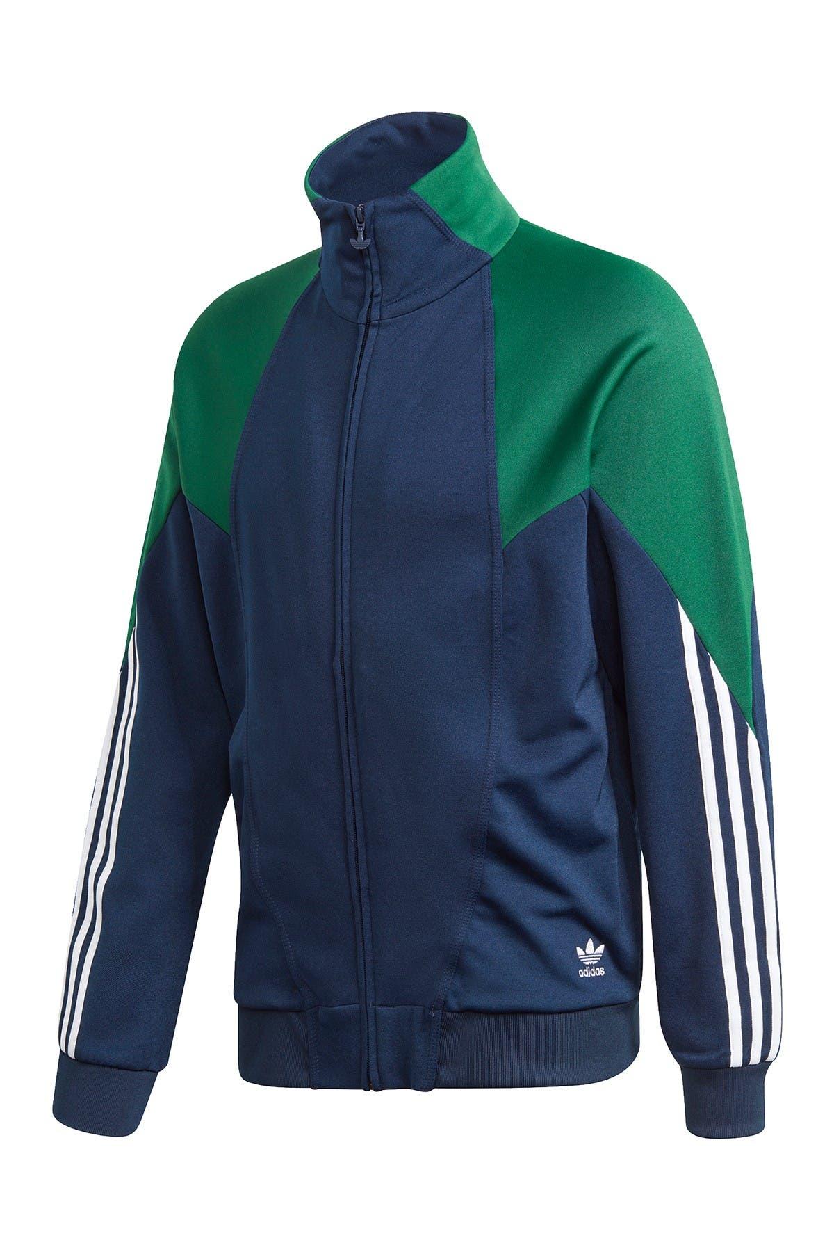 Image of adidas Big Trefoil Outline Track Jacket