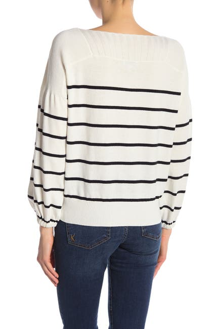 Image of Lucky Brand Stripe Pullover