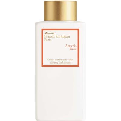 Maison Francis Kurkdjian Paris Amyris Femme Scented Body Cream