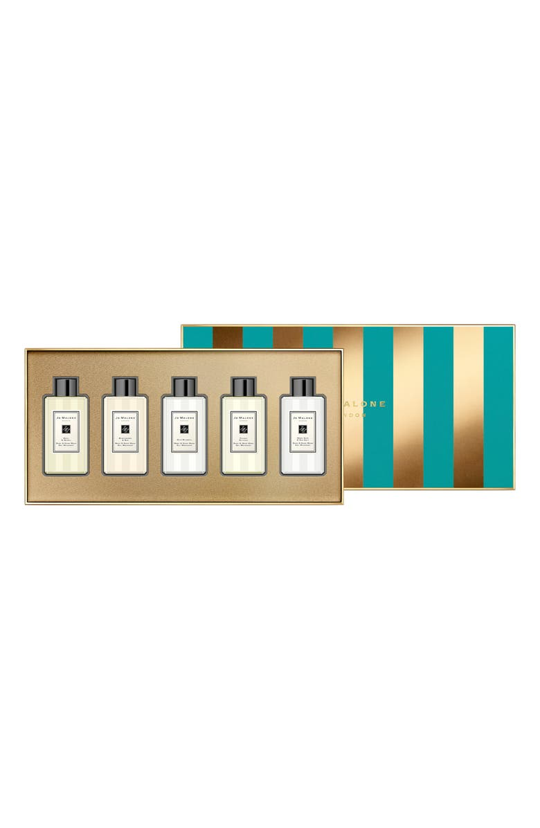 JO MALONE LONDON<SUP>™</SUP> Travel Size Body & Hand Wash Set, Main, color, NO COLOR