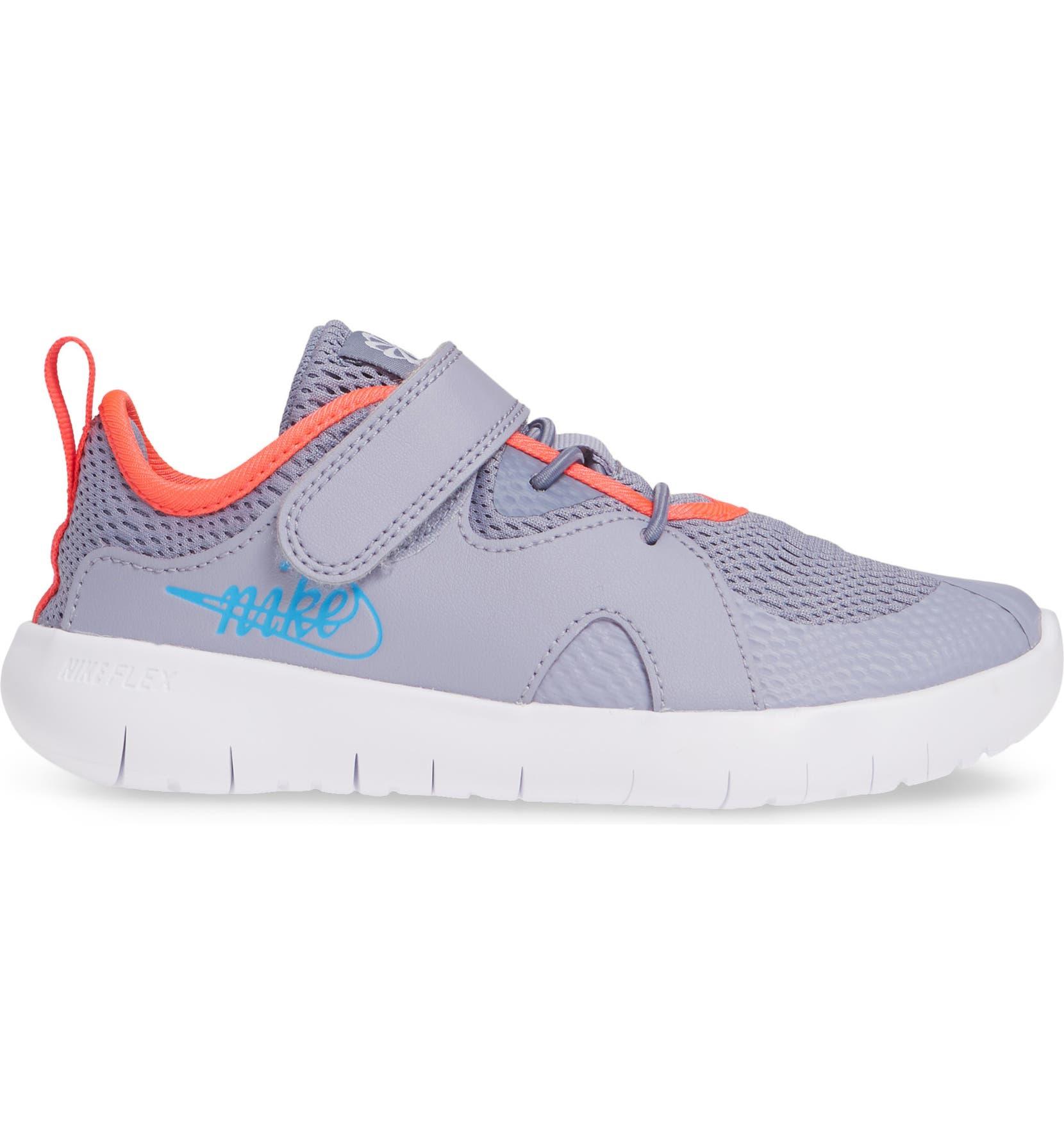 Nike Flex Contact 3 JDI Disrupt Running Shoe (Toddler