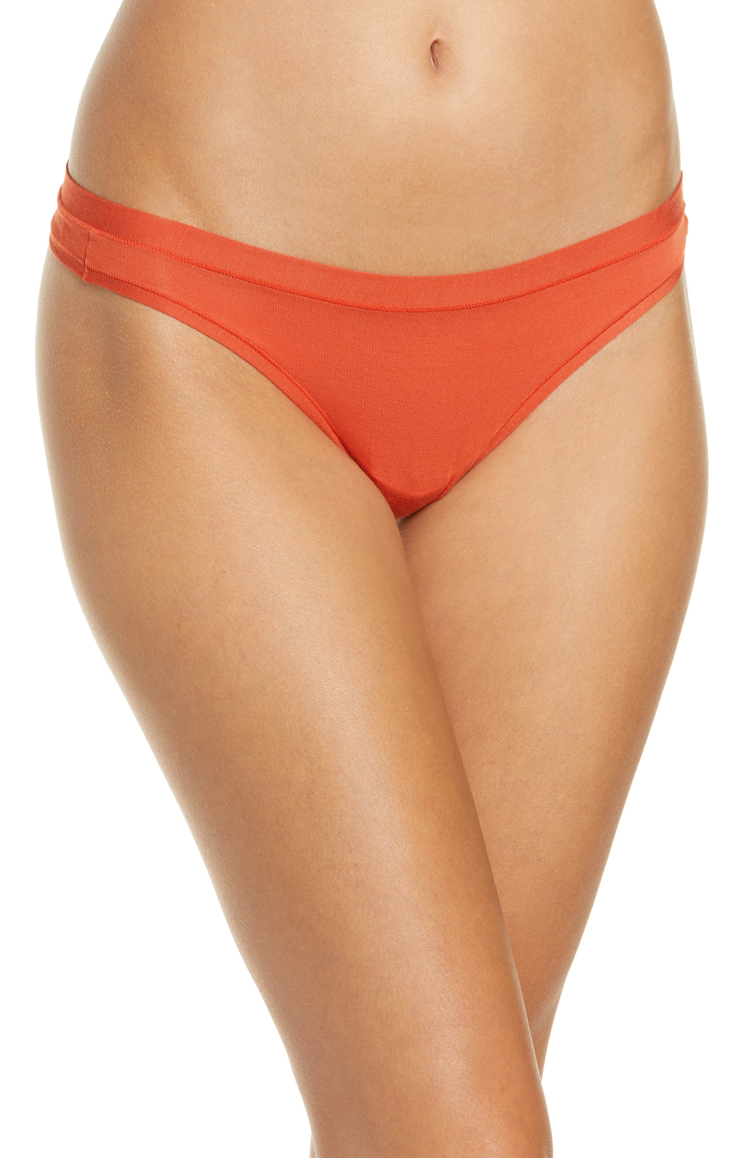 Image of Madewell Softest Stretch Modal Thong
