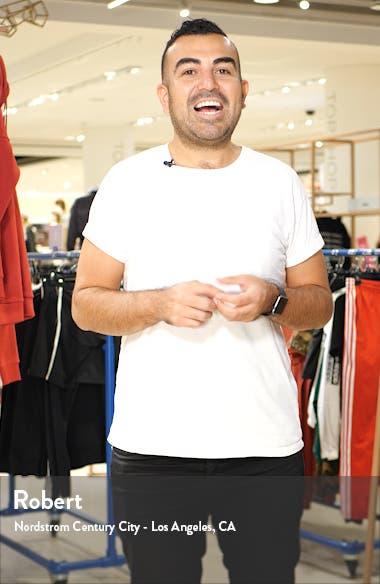 Pindot Ponte Shift Dress, sales video thumbnail