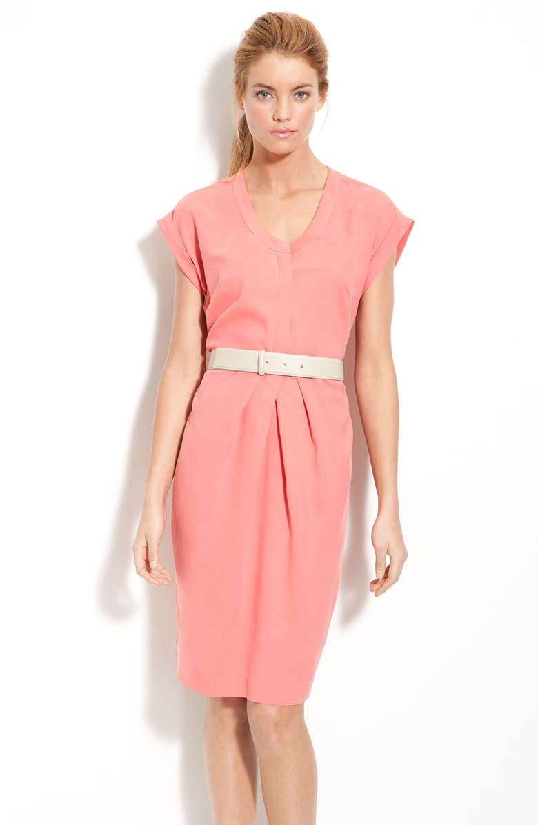 CLASSIQUES ENTIER<SUP>®</SUP> 'Dales Weave' Dress, Main, color, 600