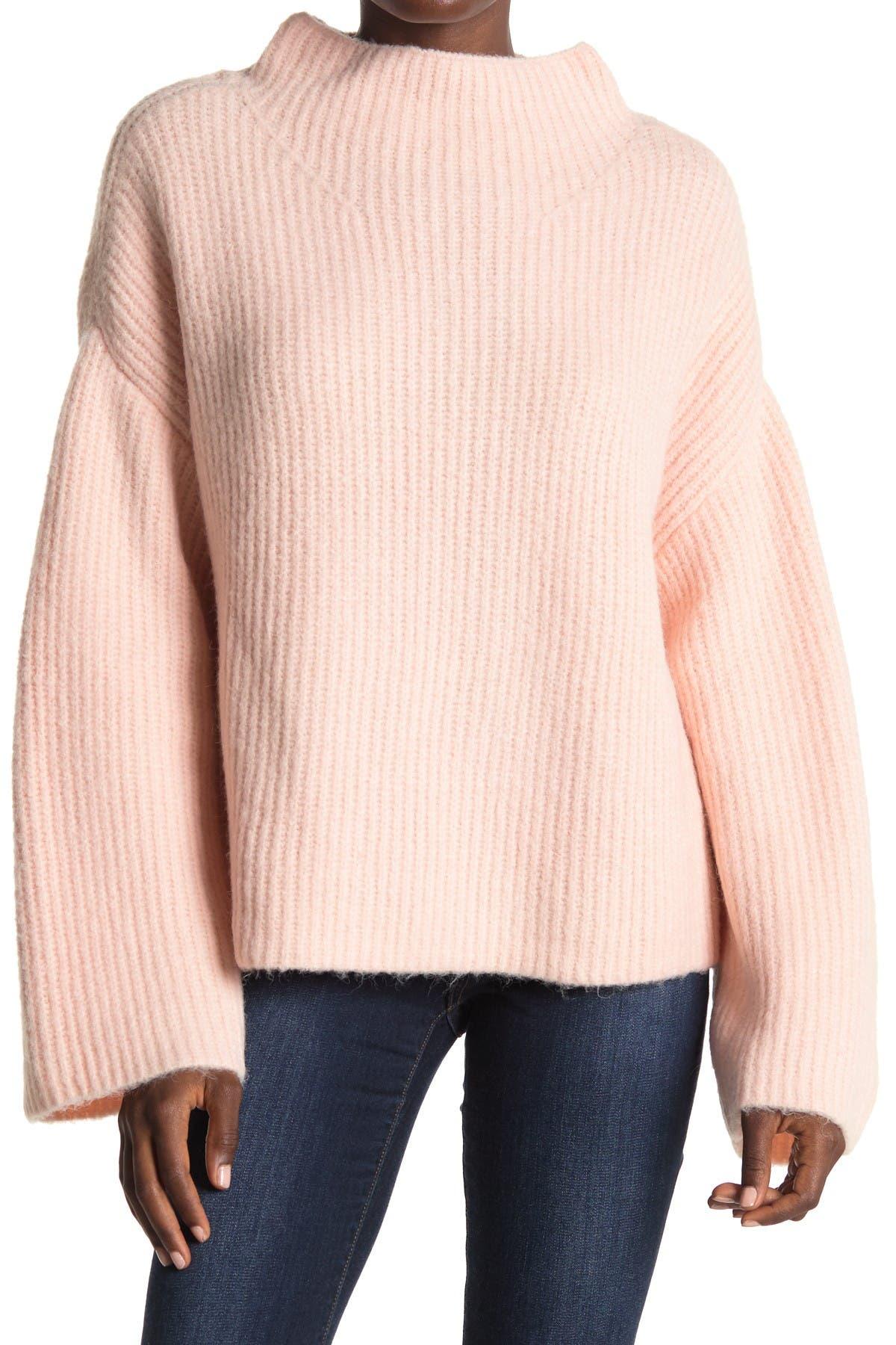 Image of Line Jesline High Neck Sweater