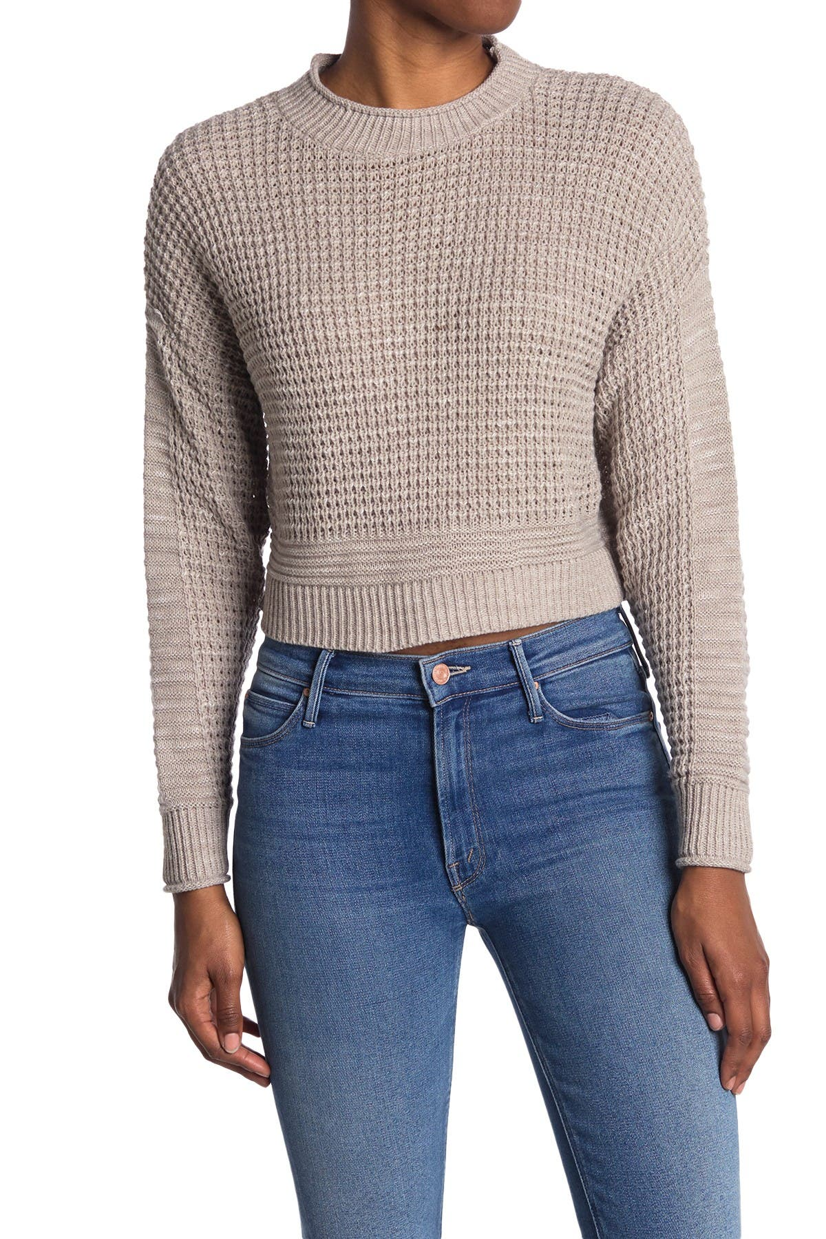 Image of Abound Scoop Neck Sweater