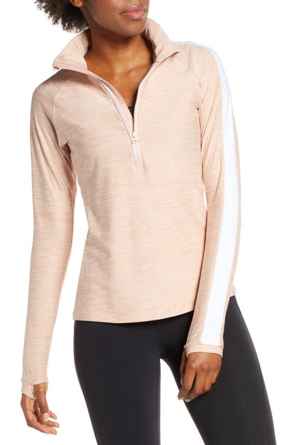 Image of New Balance Transform Halfzip Pullover