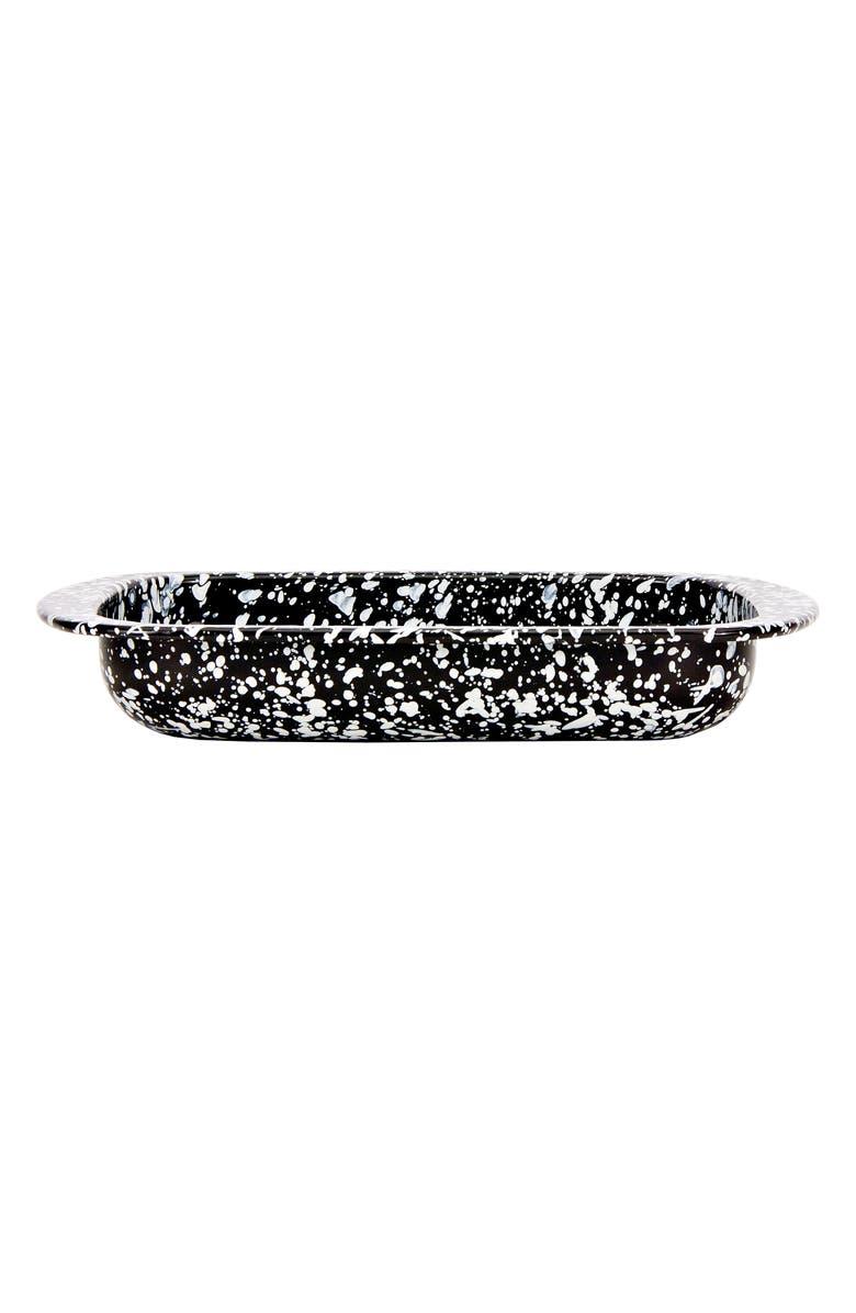 GOLDEN RABBIT Baking Pan, Main, color, BLACK SWIRL