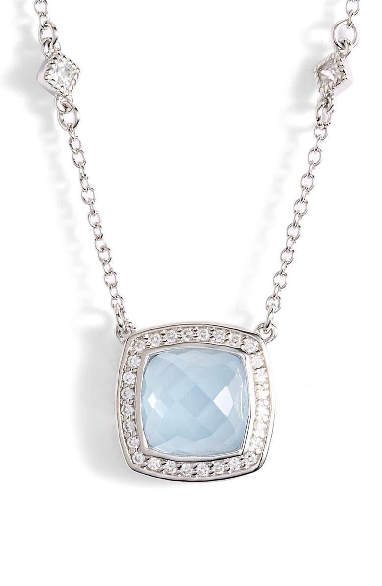 LAFONN 'Aria' Pendant Necklace, Main, color, 400