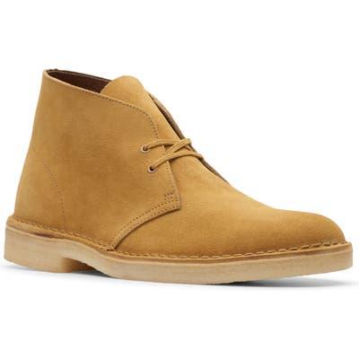 Clarks Desert Chukka Boot- Brown
