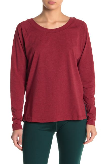 Image of Zella Karly Long Sleeve T-Shirt