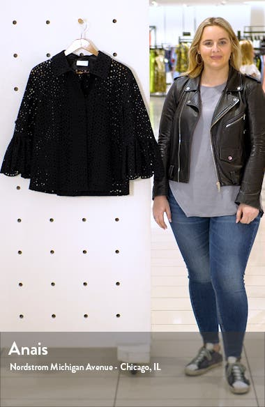Broderie Anglaise Jacket, sales video thumbnail