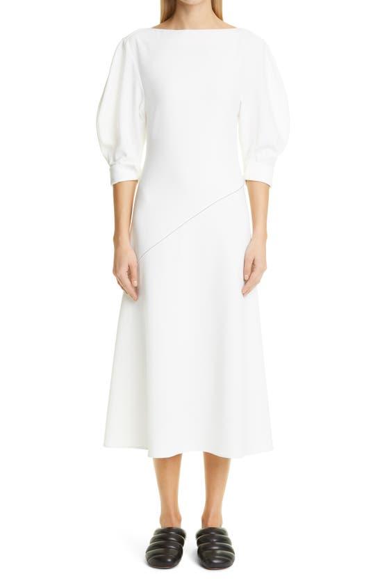 PROENZA SCHOULER Dresses PUFF SLEEVE CREPE DRESS