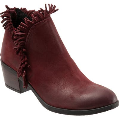Bueno Cathy Bootie - Red