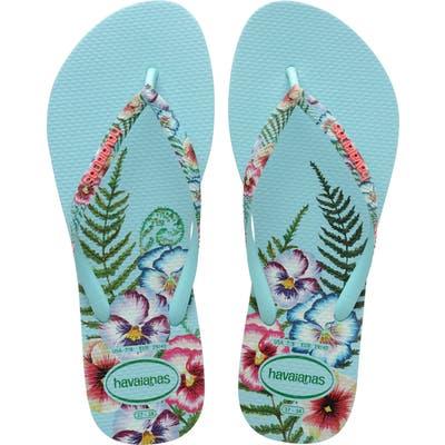 Havaianas Slim Sensation Flip Flop