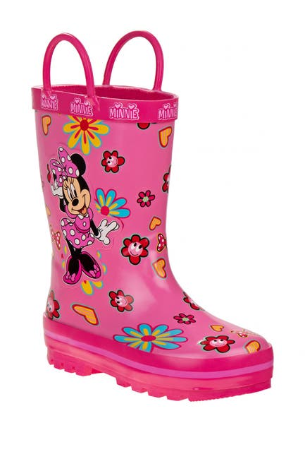 Image of Josmo Minnie Mouse Rain Boots