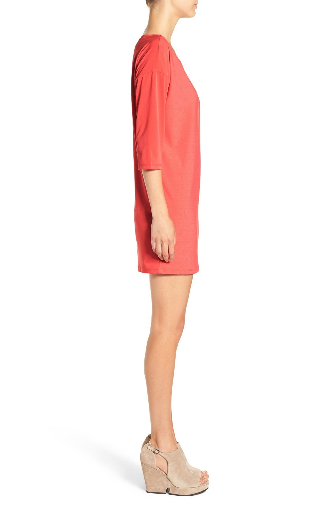 ,                             Dolman Dress,                             Alternate thumbnail 21, color,                             958