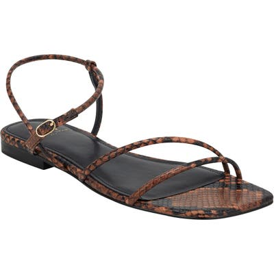Marc Fisher Ltd Marg Sandal, Brown